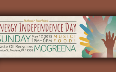 7th Annual Energy Independence Day!