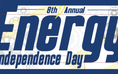 8th Annual Energy Independence Day!